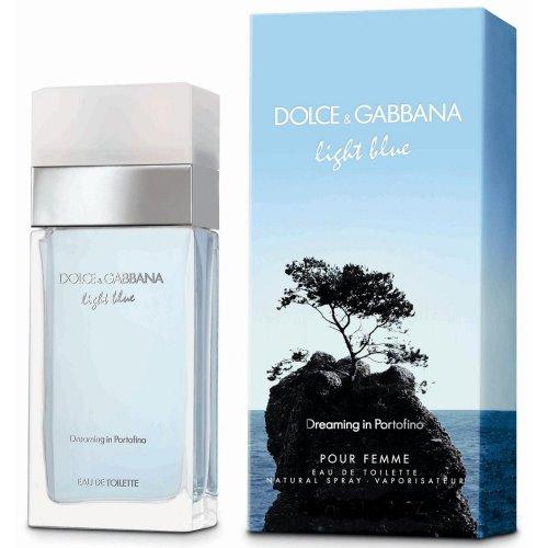 Dolce & Gabbana Light Blue Dreaming in Portofino 100ml EDT for Women 1
